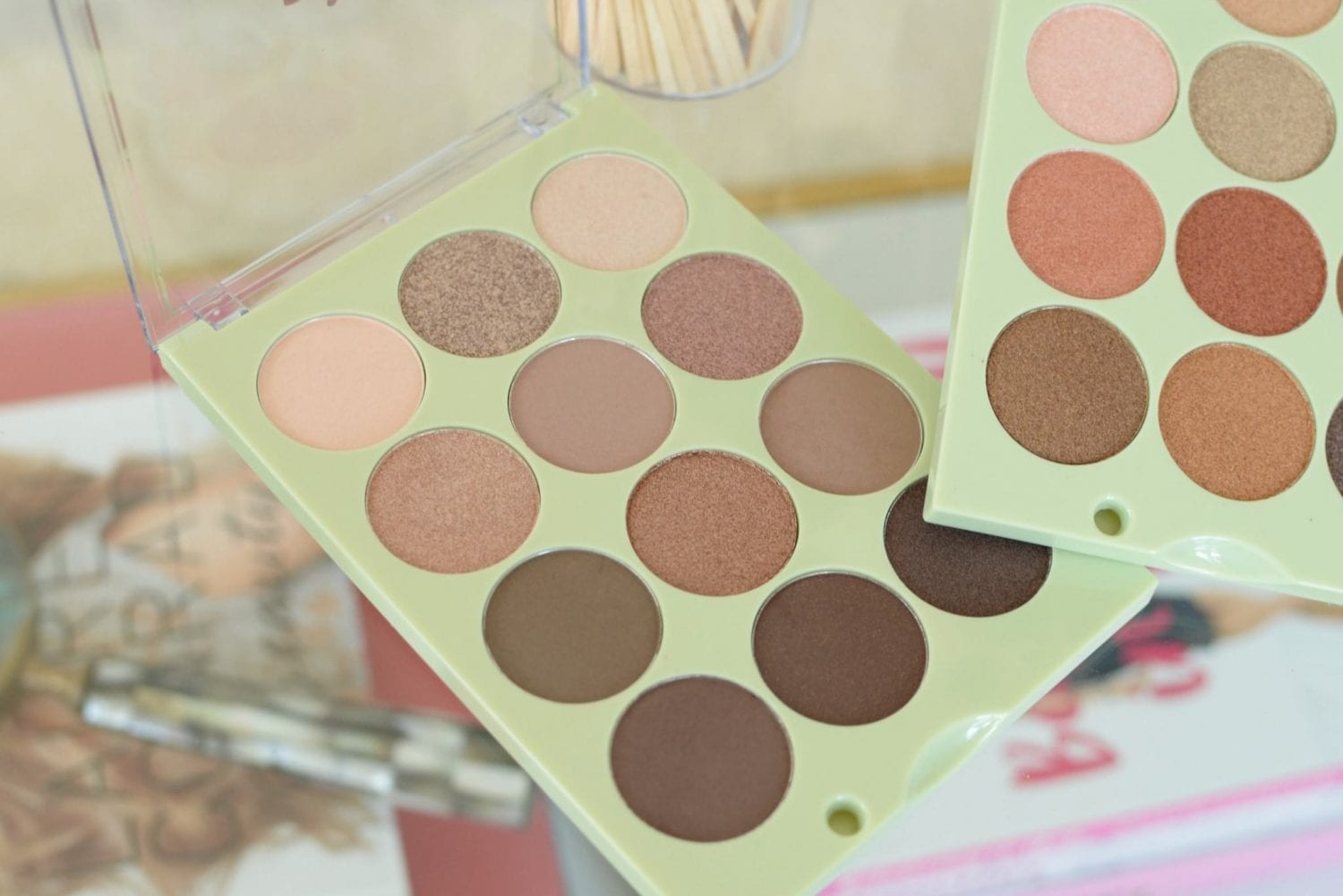 Pixi by Petra Eye Reflection Shadow Palette in Natural Beauty