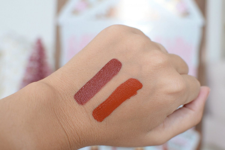 Too Faced Melted Matte Liquid Lipsticks