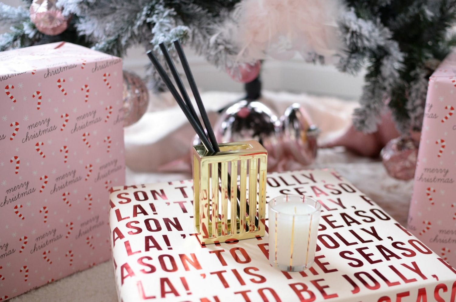 Last-Minute Christmas Gifts, nest fragrance