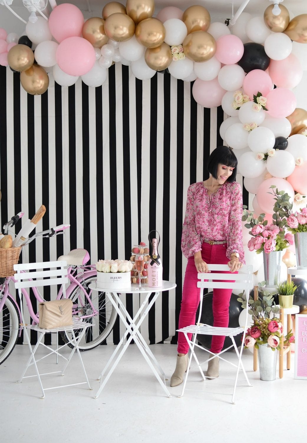 Tips to Rocking Pink This Valentine's Day