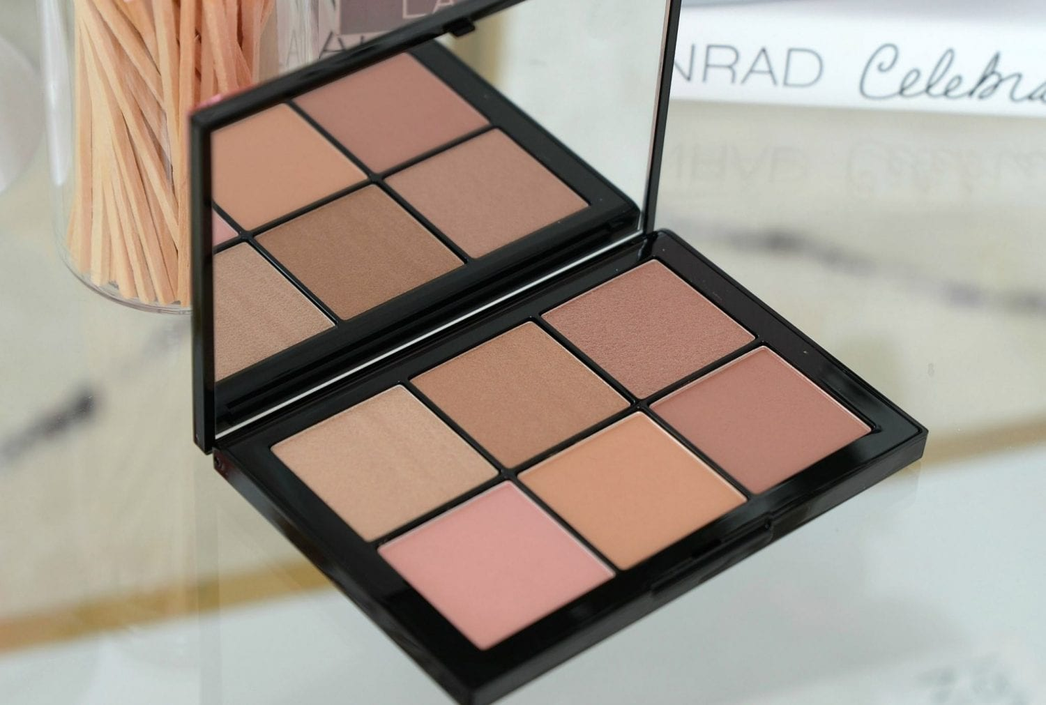 nars Afterglow Overlust Blush Palette
