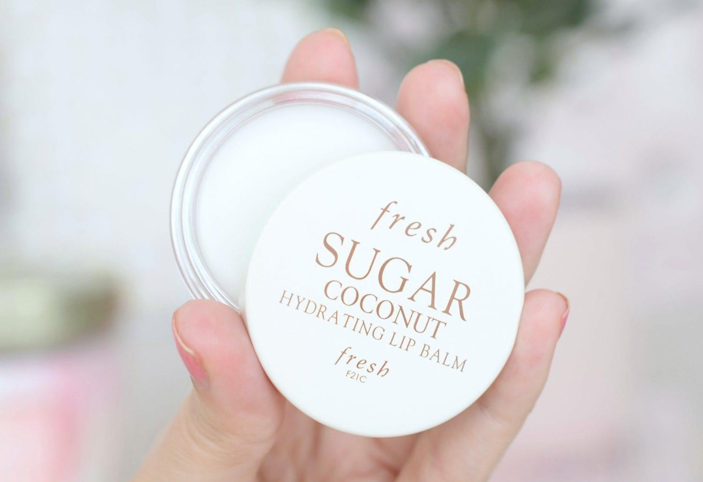 Fresh Coconut Hydrating Lip Balm