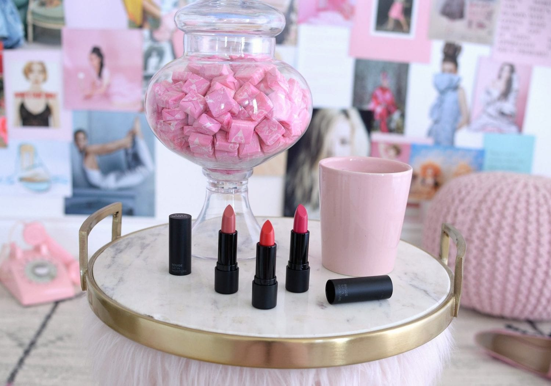Avon's Rouge Satin Moisture Lipstick