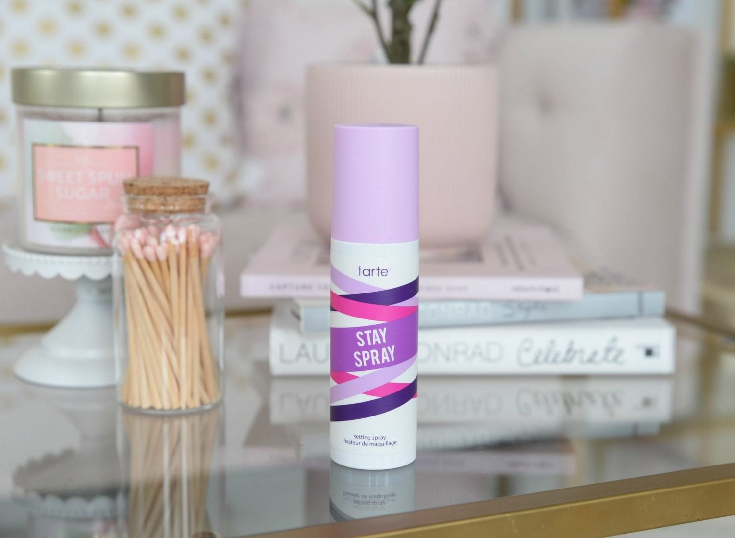 tarte Shape Tape Stay Spray Setting Spray