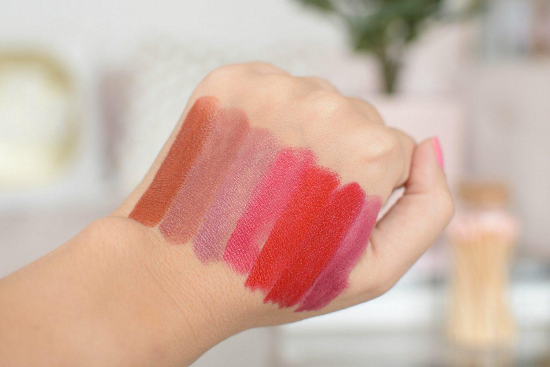 Maybelline Color Sensational Lipsticks