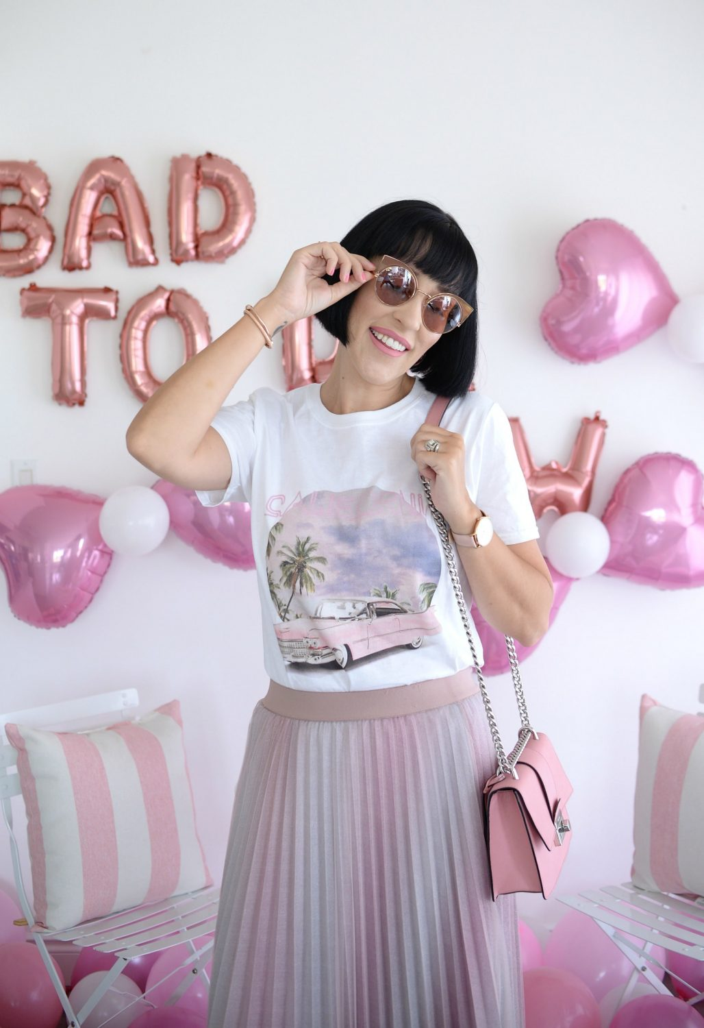 Ways to Style A Basic Tee