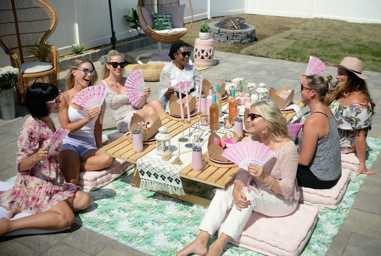 Guide to Hosting the Ultimate Boho Picnic