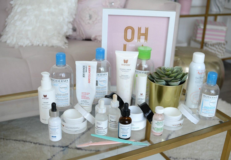 Medical Grade Skincare Journey