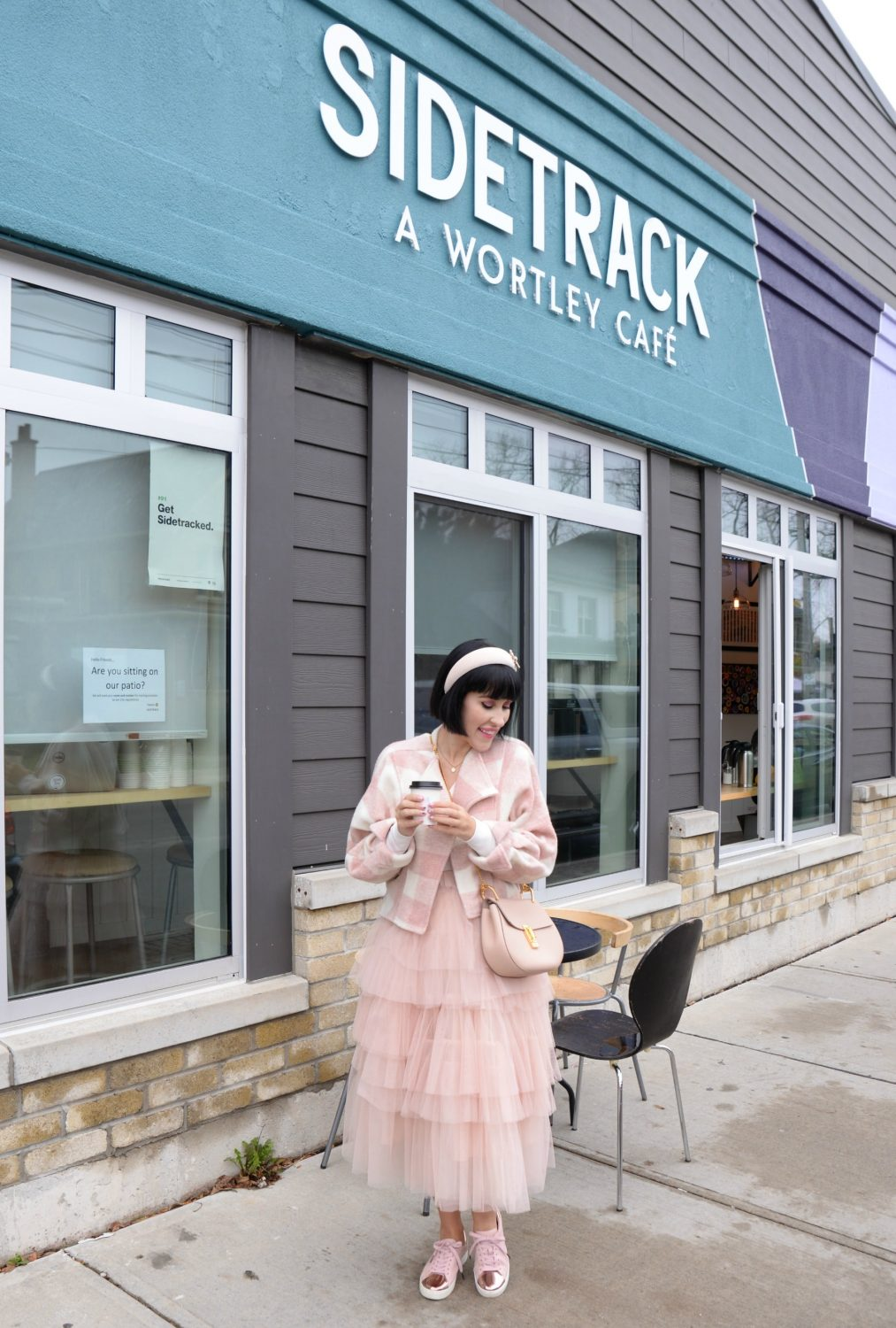 Sidetrack: A Wortley Café