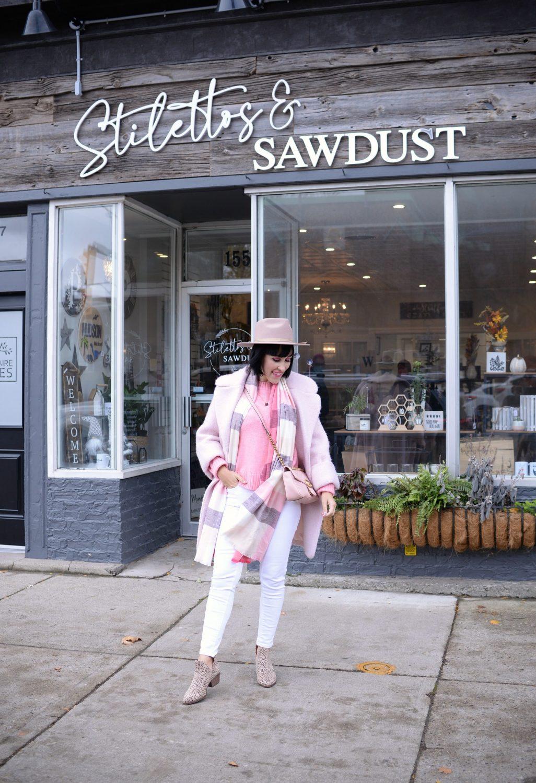 Stilettos & Sawdust