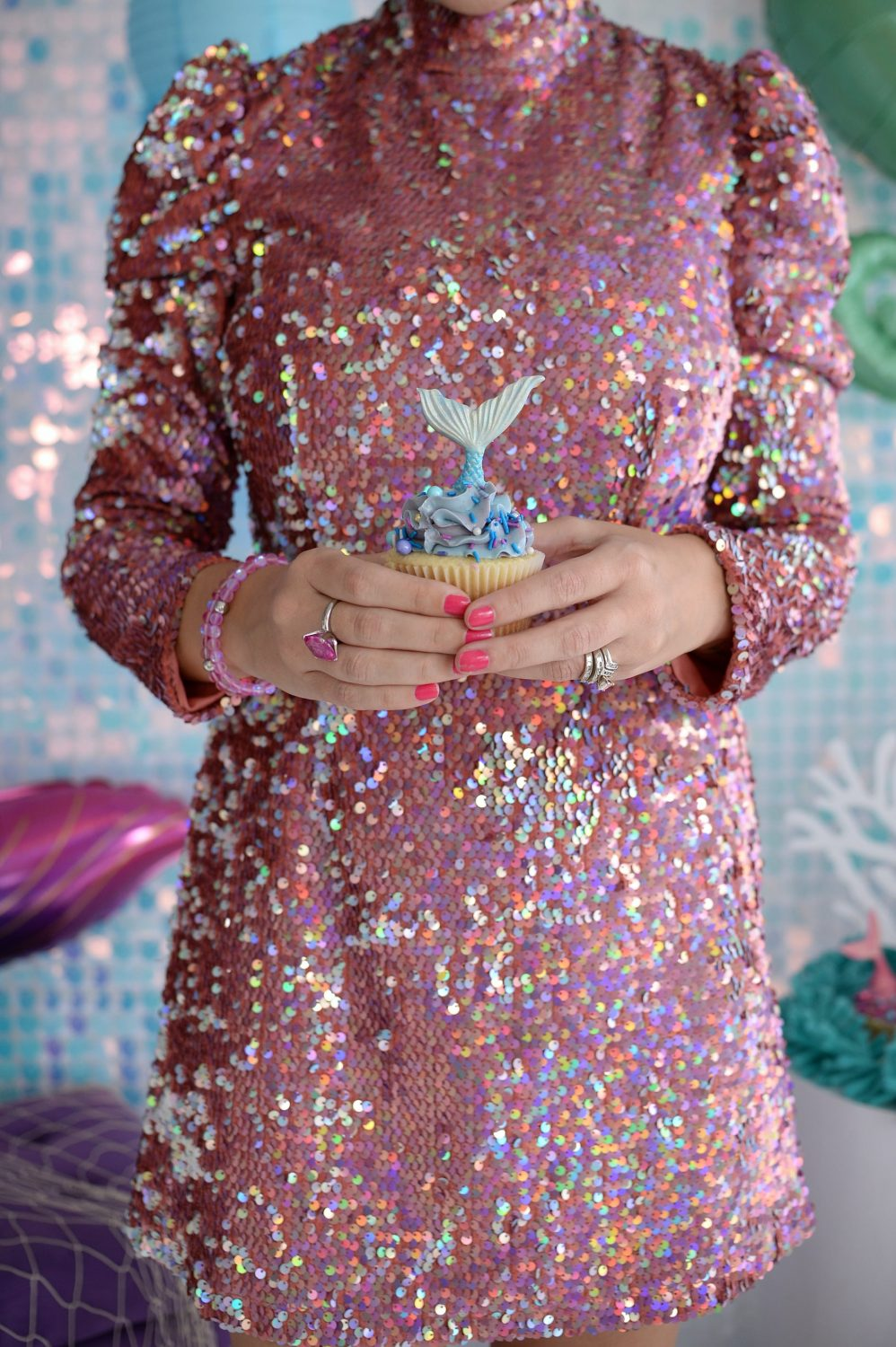 How to Wear Sequins Year Round