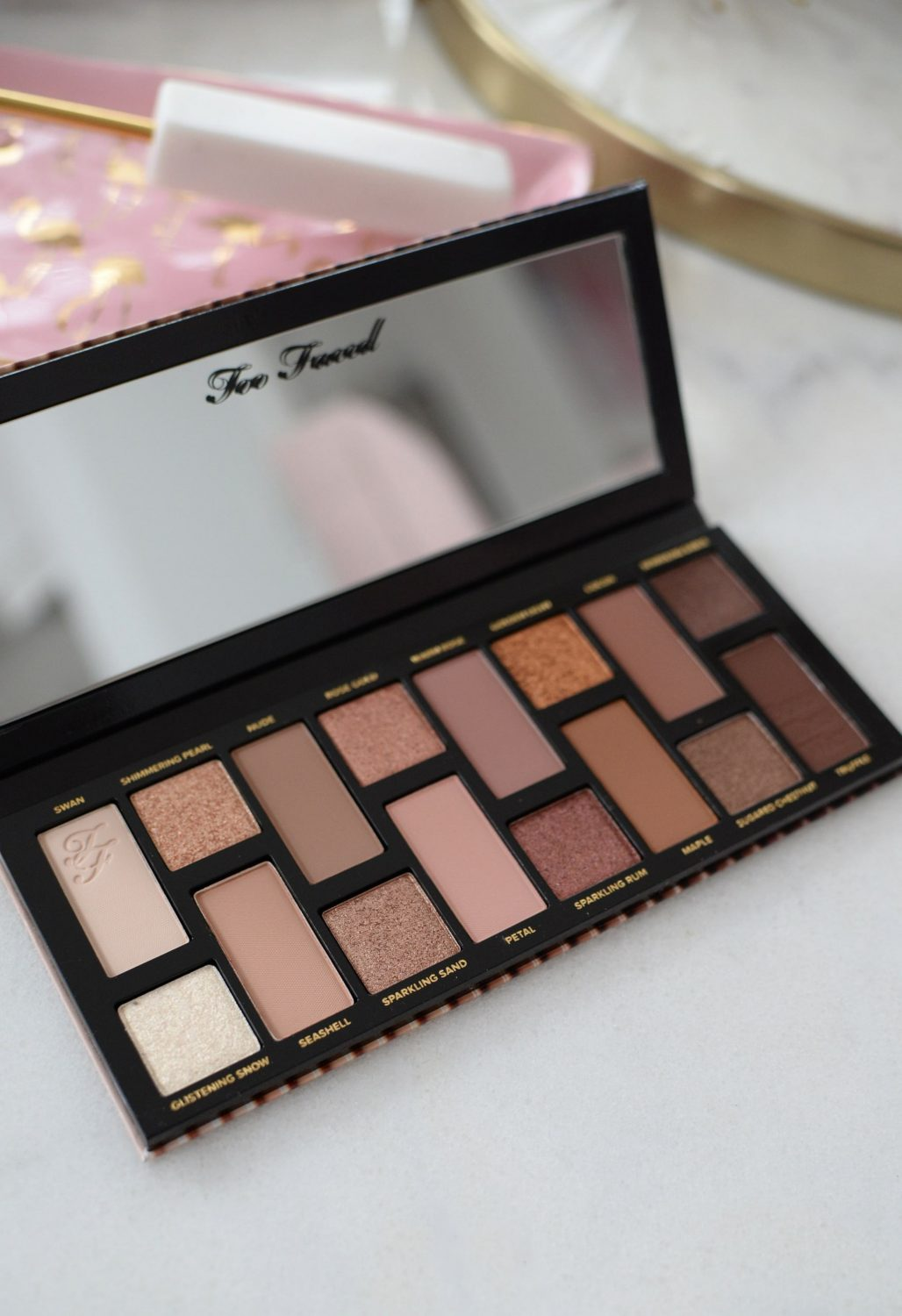 Too Faced Born This Way The Natural Nudes