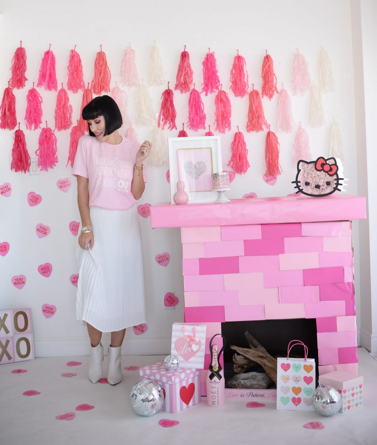 Tips for Styling Pink This Valentine's Day