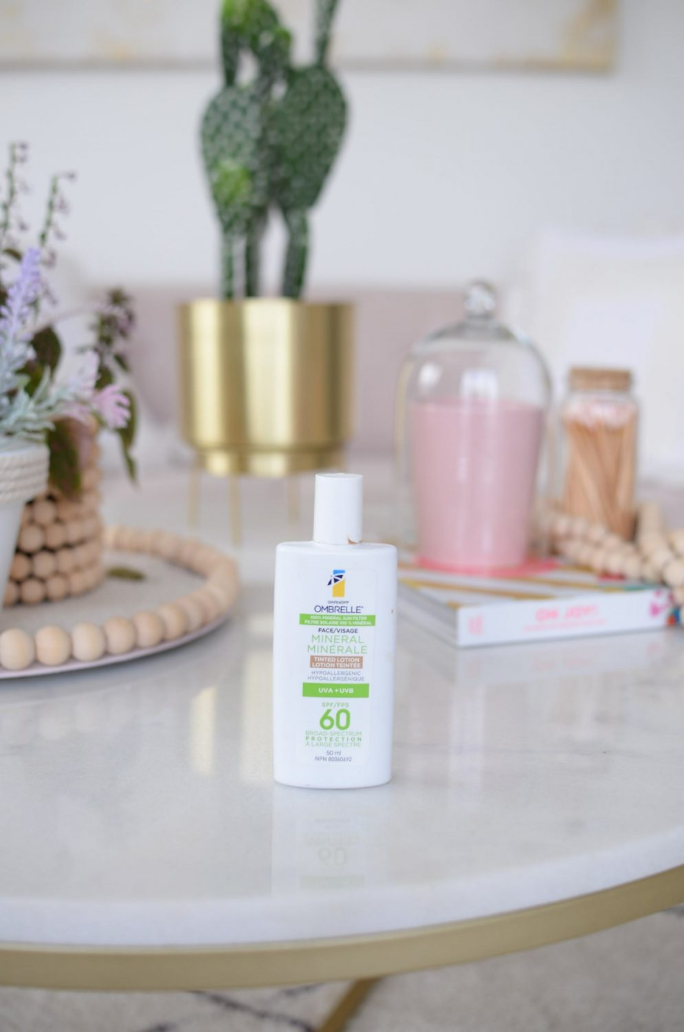 Garnier Ombrelle Mineral Tinted Lotion SPF 60 Face Lotion