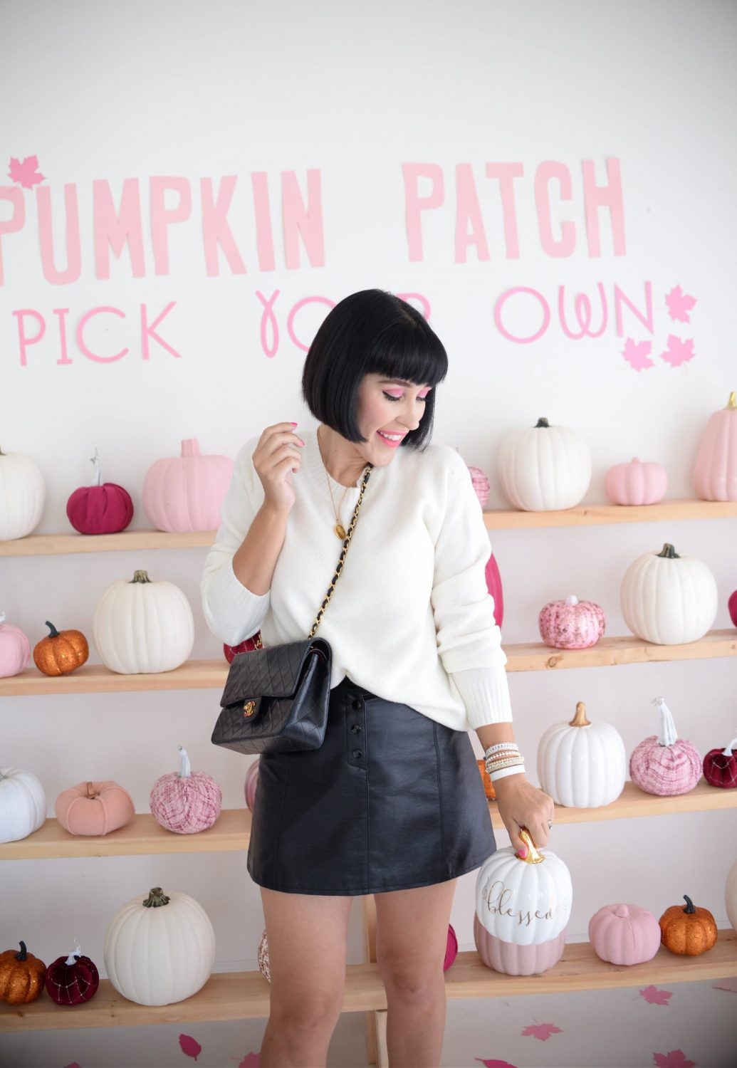Ways To Wear White During Fall